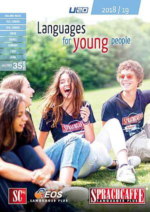 SC GEOS U20 Brochure - For Young People